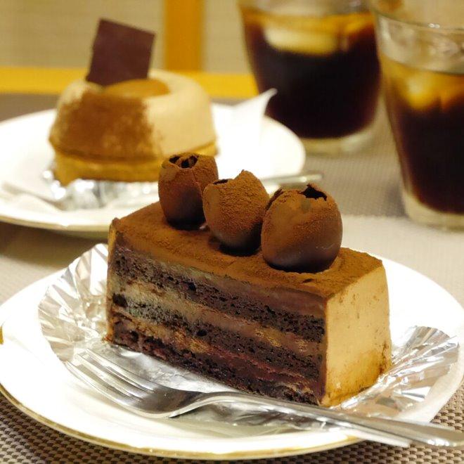 おうちバル_きゅうりづくし_ラ・プレシューズ_チョコレートケーキ